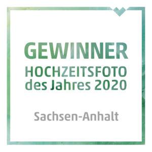 Hochzeitsfoto des Jahres 2020 - Hochzeitsfotograf Harz - Ben Kruse
